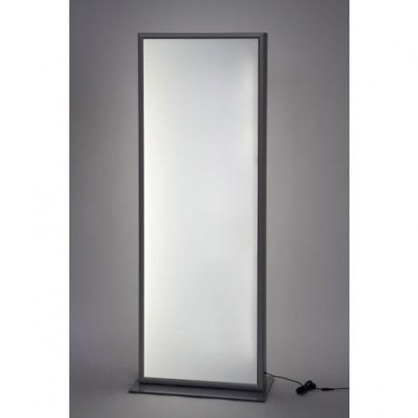 Freestanding Flat Front Led Lightbox White Light Display